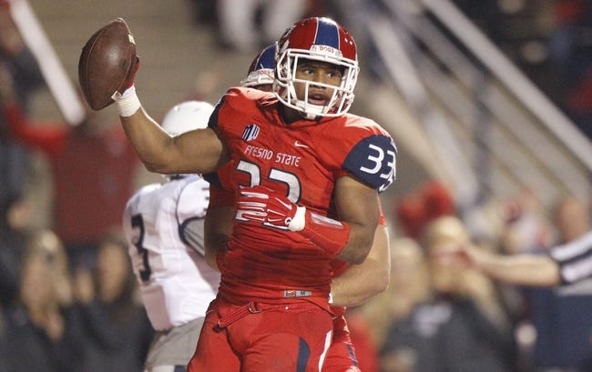 Fresno State Bulldogs vs. Colorado State Rams - 11/28/15 College Football Pick, Odds, and Prediction