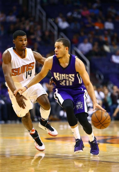 Sacramento Kings vs. Phoenix Suns - 1/2/16 NBA Pick, Odds, and Prediction