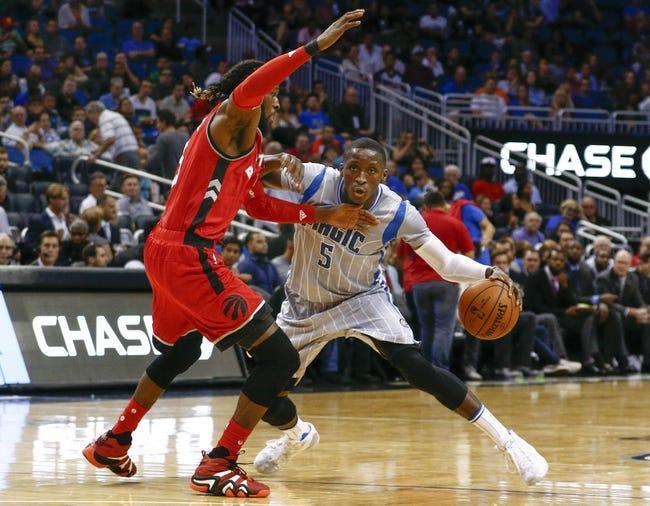 Raptors vs. Magic - 1/14/16 NBA Pick, Odds, and Prediction
