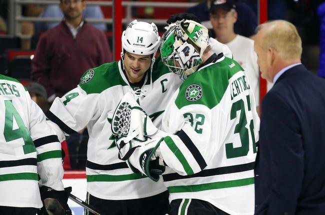 Dallas Stars vs. Carolina Hurricanes - 12/8/15 NHL Pick, Odds, and Prediction