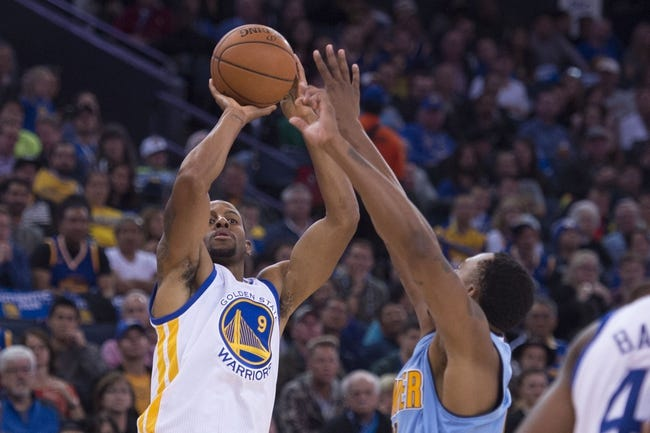 Denver Nuggets vs. Golden State Warriors - 11/22/15 NBA Pick, Odds, and Prediction