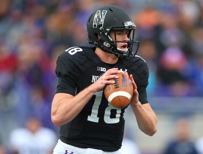 CFB | Purdue Boilermakers (2-7) at Northwestern Wildcats (7-2)