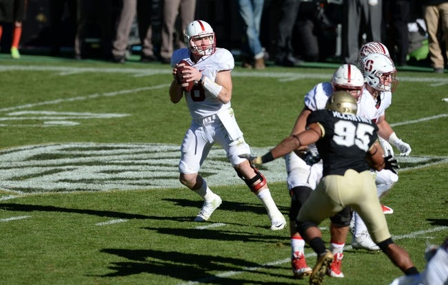 Stanford Cardinal vs. Oregon Ducks - 11/14/15 College Football Pick, Odds, and Prediction