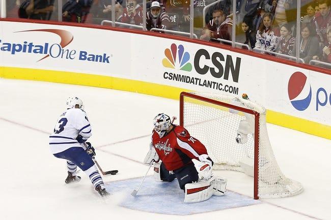 Toronto Maple Leafs vs. Washington Capitals - 11/28/15 NHL Pick, Odds, and Prediction