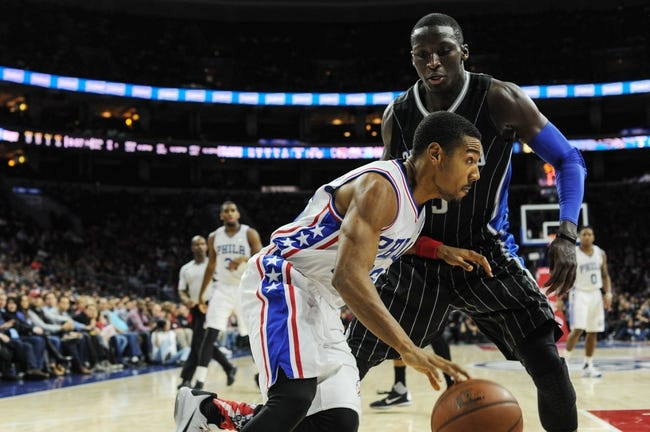 Magic vs. 76ers - 1/20/16 NBA Pick, Odds, and Prediction