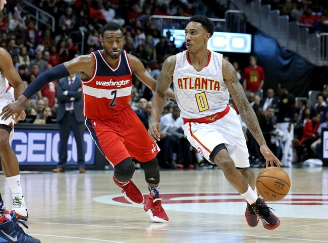 Atlanta Hawks vs. Washington Wizards - 3/21/16 NBA Pick, Odds, and Prediction