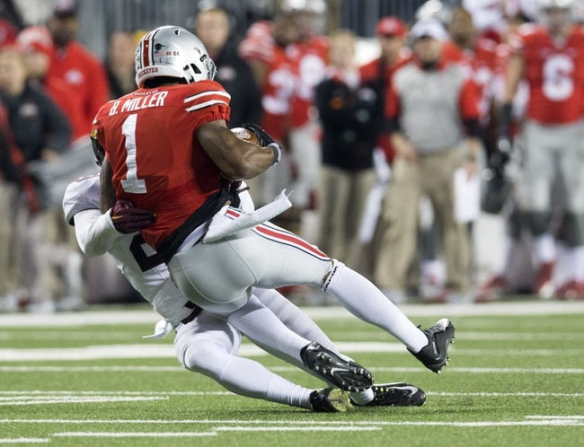 Ohio State Buckeyes vs. Illinois Fighting Illini - 11/14/15 College Football Pick, Odds, and Prediction