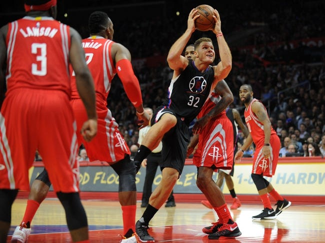Clippers at Rockets - 12/19/15 NBA Pick, Odds, and Prediction