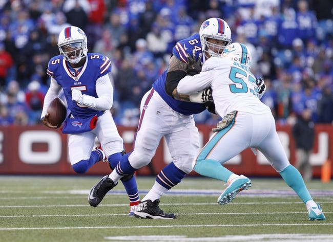 Buffalo Bills at Miami Dolphins- 10/23/16 NFL Pick, Odds, and Prediction