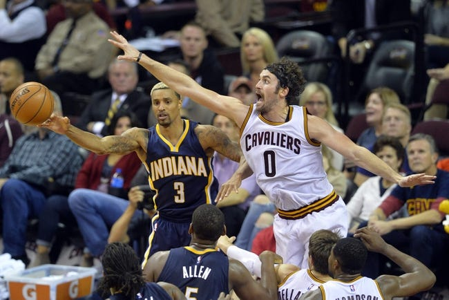 Pacers vs. Cavaliers - 2/1/16 NBA Pick, Odds, and Prediction