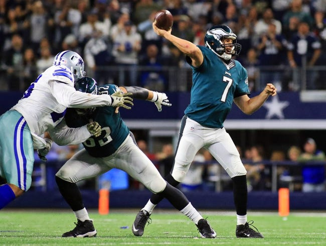 Philadelphia Eagles at Dallas Cowboys 11/8/15 NFL Score, Recap, News and Notes