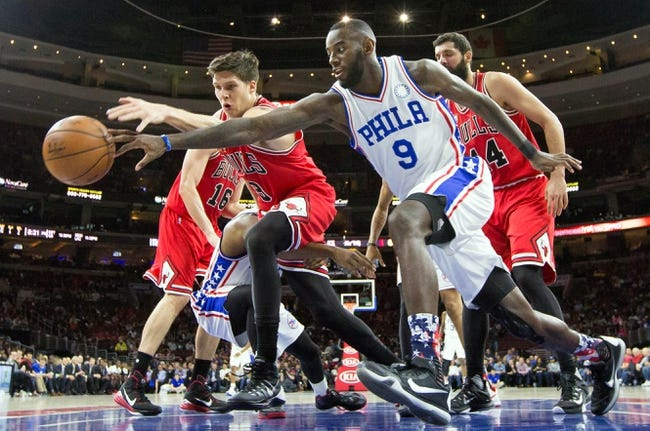 Chicago Bulls vs. Philadelphia 76ers - 12/14/15 NBA Pick, Odds, and Prediction
