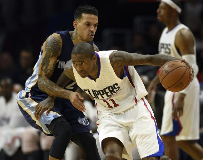 Memphis Grizzlies vs. Los Angeles Clippers - 3/19/16 NBA Pick, Odds, and Prediction