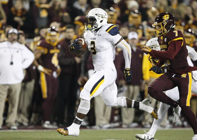Bowling Green vs. Toledo - 11/17/15 College Football Pick, Odds, and Prediction