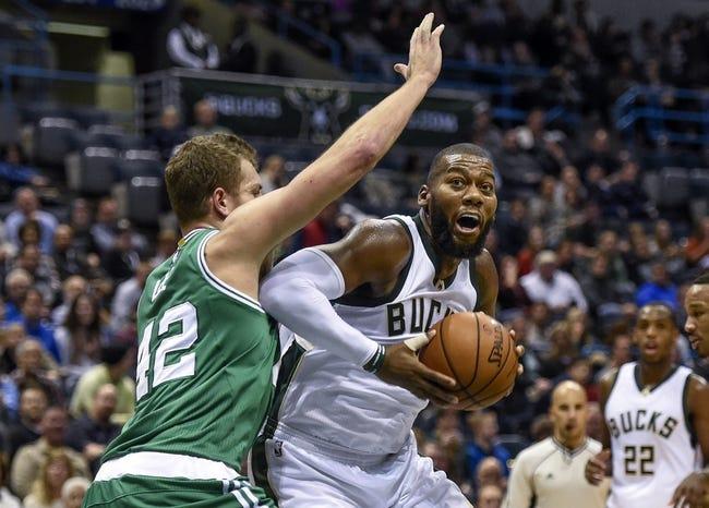 Bucks vs. Celtics - 2/9/16 NBA Pick, Odds, and Prediction