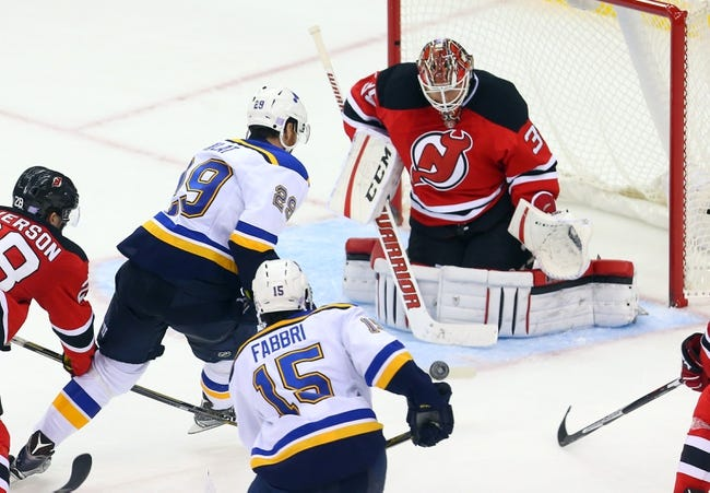 Blues vs. Devils - 1/12/16 NHL Pick, Odds, and Prediction