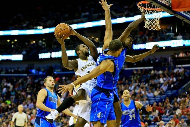 Mavericks vs. Pelicans - 1/2/16 NBA Pick, Odds, and Prediction
