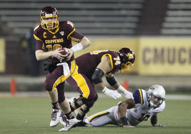 Central Michigan vs. Minnesota - 12/28/15 Quick Lane Bowl College Football Pick, Odds, and Prediction