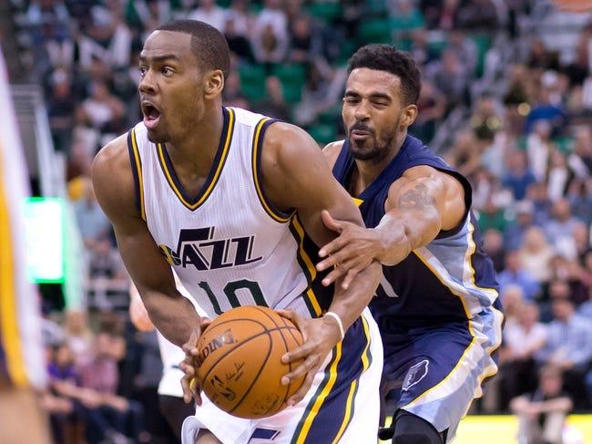 Utah Jazz vs. Memphis Grizzlies - 1/2/16 NBA Pick, Odds, and Prediction