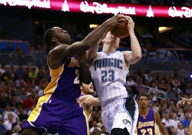 Lakers vs. Magic - 3/8/16 NBA Pick, Odds, and Prediction