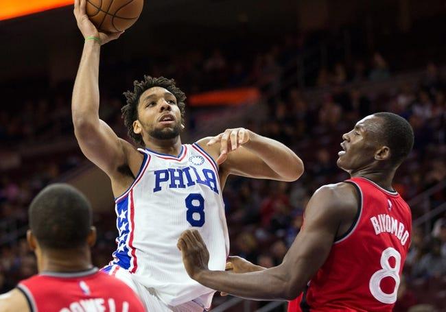 76ers at Raptors - 12/13/15 NBA Pick, Odds, and Prediction