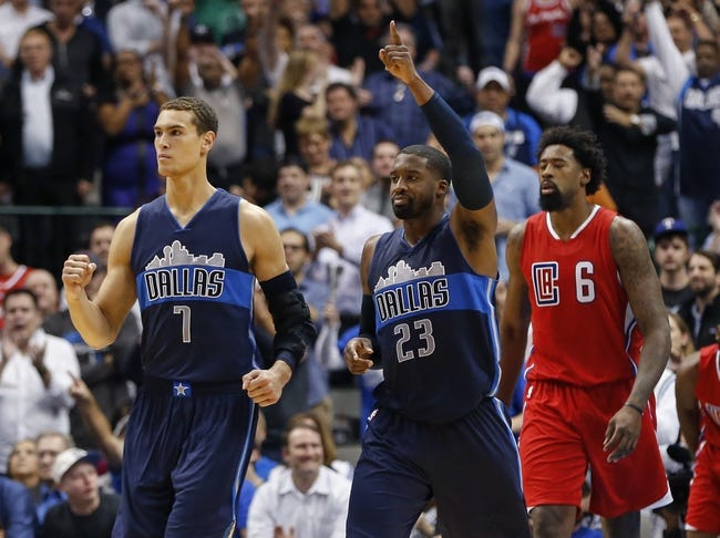 Mavericks vs. Clippers - 3/7/16 NBA Pick, Odds, and Prediction