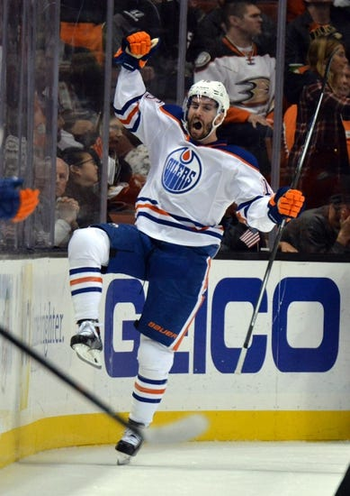 Edmonton Oilers vs. Anaheim Ducks - 12/31/15 NHL Pick, Odds, and Prediction