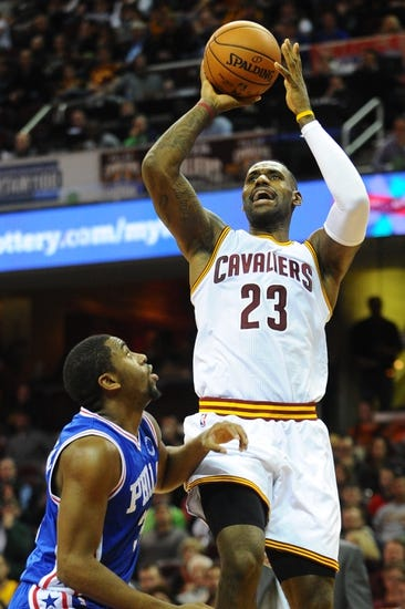 Cleveland Cavaliers vs. Philadelphia 76ers - 12/20/15 NBA Pick, Odds, and Prediction