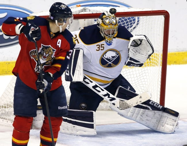 Buffalo Sabres vs. Florida Panthers - 2/9/16 NHL Pick, Odds, and Prediction