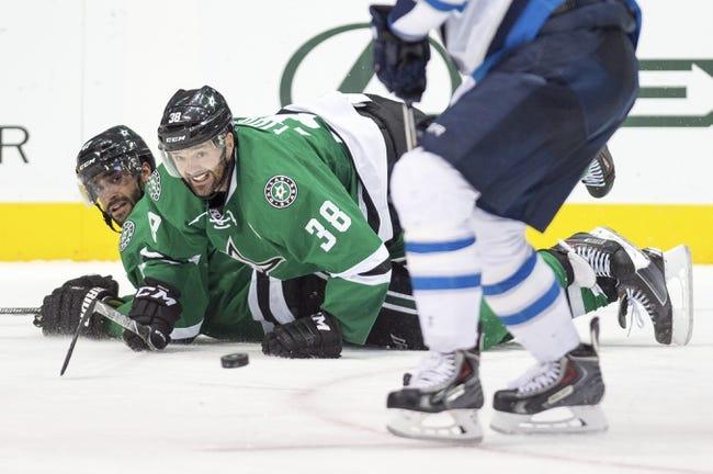 Stars vs. Jets - 1/7/16 NHL Pick, Odds, and Prediction