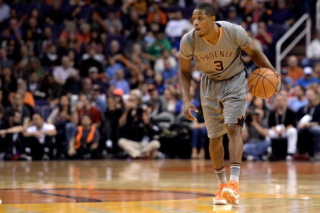 Phoenix Suns vs. Los Angeles Lakers - 11/16/15 NBA Pick, Odds, and Prediction