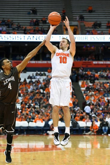 Syracuse Orange vs. St. Bonaventure Bonnies - 11/17/15 College Basketball Pick, Odds, and Prediction