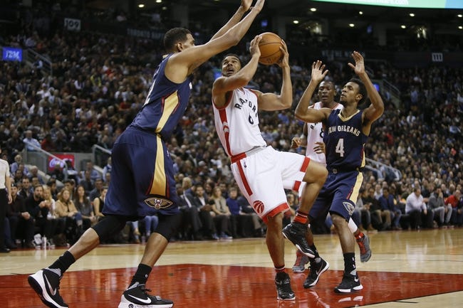 Pelicans vs. Raptors - 3/26/16 NBA Pick, Odds, and Prediction