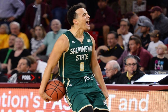 UC Davis Aggies vs. Sacramento State Hornets - 12/2/15 College Basketball Pick, Odds, and Prediction