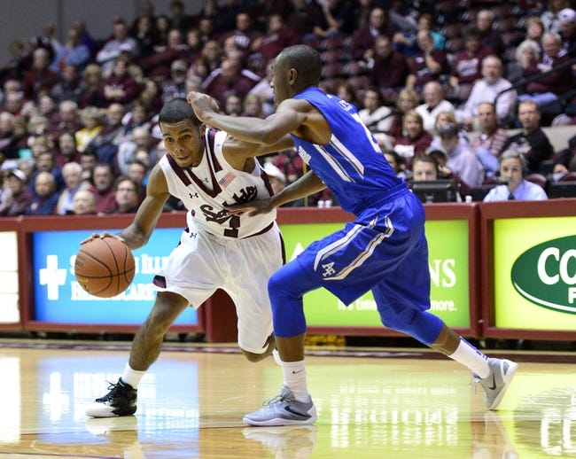 Southern Illinois Salukis vs. North Texas Mean Green - 12/12/15 College Basketball Pick, Odds, and Prediction