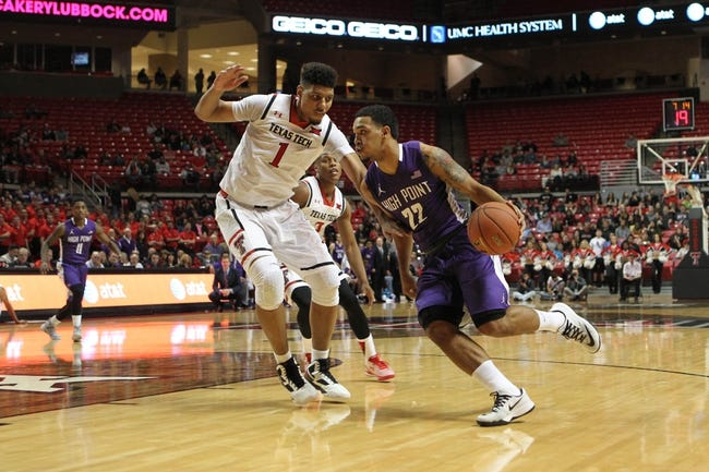 High Point Panthers vs. Longwood Lancers - 3/4/16 College Basketball Pick, Odds, and Prediction