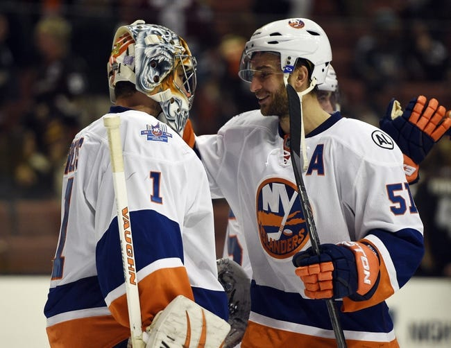 New York Islanders vs. Anaheim Ducks - 12/21/15 NHL Pick, Odds, and Prediction