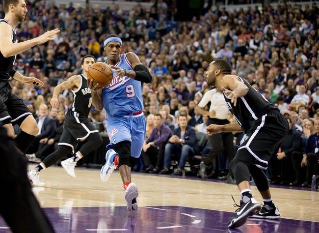 Kings at Nets - 2/5/16 NBA Pick, Odds, and Prediction