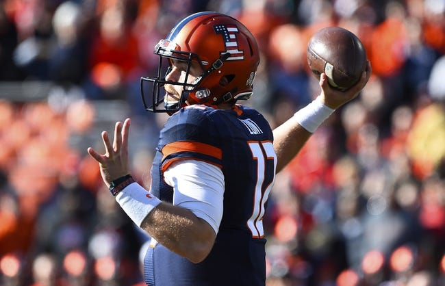 Illinois Fighting Illini 2016 College Football Preview, Schedule, Prediction, Depth Chart, Outlook
