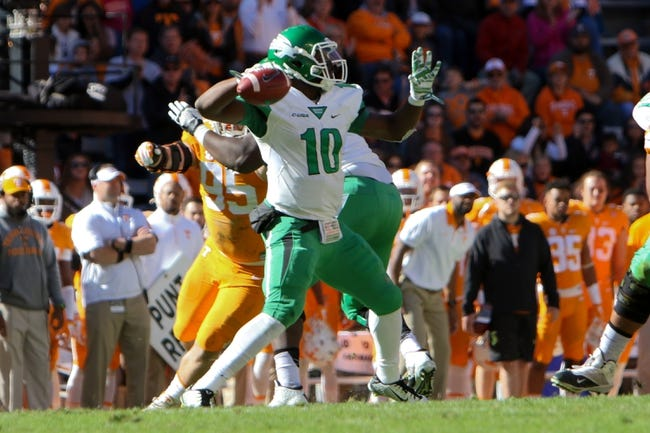North Texas Mean Green vs. Texas El Paso Miners - 11/28/15 College Football Pick, Odds, and Prediction