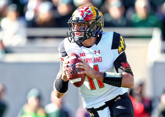 CFB | Indiana Hoosiers (4-6) at Maryland Terrapins (2-8)