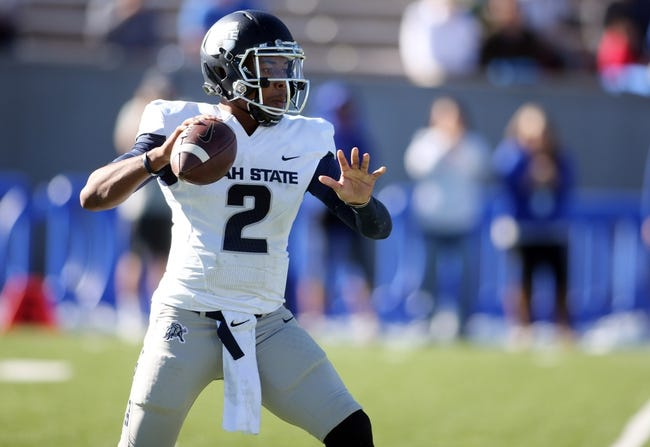 Utah State Aggies vs. Nevada Wolf Pack - 11/21/15 College Football Pick, Odds, and Prediction