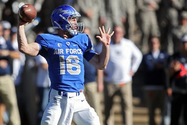 Armed Forces Bowl: Air Force Falcons vs. California Golden Bears - 12/29/15 College Football Armed Forces Bowl Pick, Odds, and Prediction