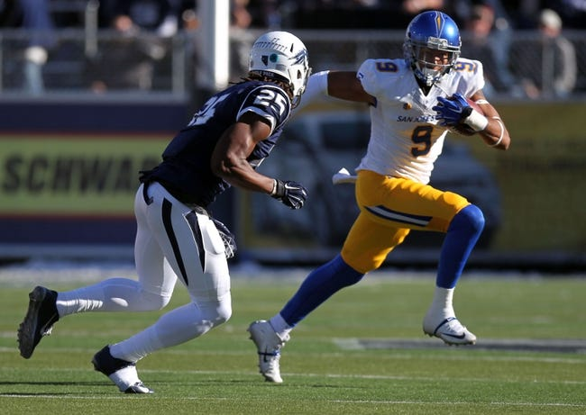 San Jose State Spartans vs. Boise State Broncos - 11/27/15 College Football Pick, Odds, and Prediction