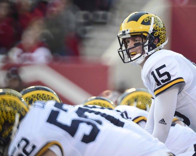 Michigan vs. Ohio State - 11/28/15 College Football Pick, Odds, and Prediction