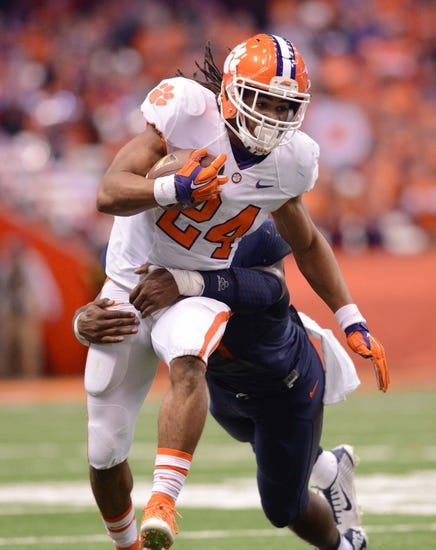 Clemson Tigers vs. Wake Forest Demon Deacons - 11/21/15 College Football Pick, Odds, and Prediction