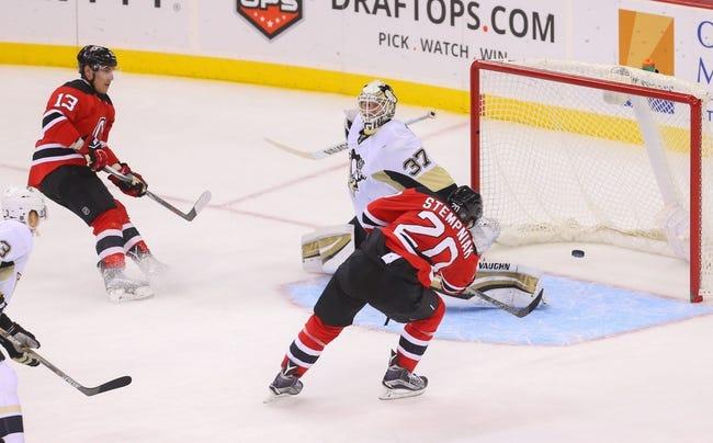 Penguins vs. Devils - 1/26/16 NHL Pick, Odds, and Prediction