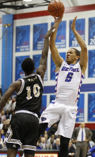 Illinois-Chicago  vs. DePaul - 12/2/15 College Basketball Pick, Odds, and Prediction
