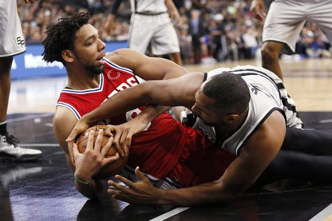 76ers vs. Spurs - 12/7/15 NBA Pick, Odds, and Prediction