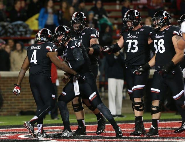 San Diego State vs. Cincinnati  - 12/24/15 College Football Hawaii Bowl Pick, Odds, and Prediction